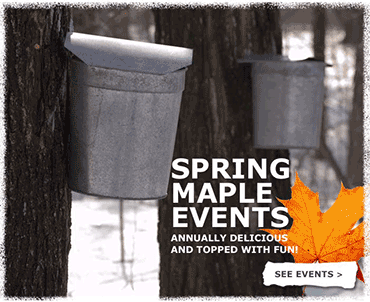 Spring Maple Events
